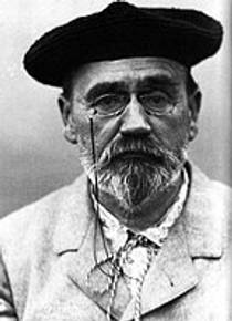 Picture of an author: Émile Zola