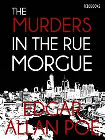 Picture of a book: The Murders In The Rue Morgue
