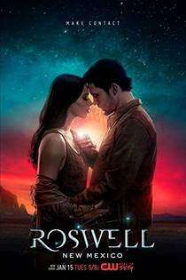 Picture of a TV show: Roswell, New Mexico