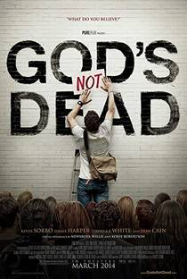 Picture of a movie: God's Not Dead