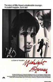 Picture of a movie: Midnight Express