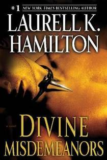 Picture of a book: Divine Misdemeanors