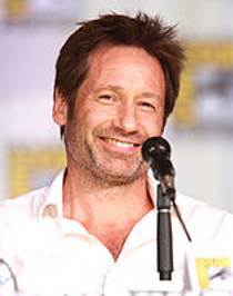 Picture of an author: David Duchovny