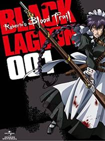 Picture of a TV show: Black Lagoon: Roberta's Blood Trail