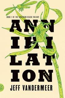 Picture of a book: Annihilation