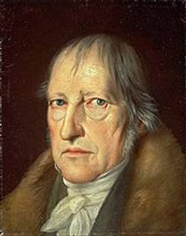 Picture of an author: Georg Wilhelm Friedrich Hegel