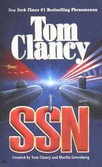Picture of a book: SSN: A Strategy Guide to Submarine Warfare