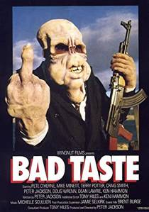 Picture of a movie: Bad Taste