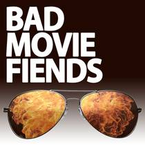 Picture of a podcast: Bad Movie Fiends – The Bmfcast