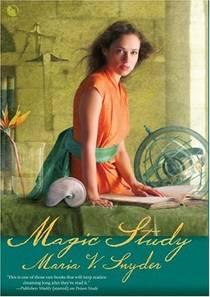 Picture of a book: Magic Study