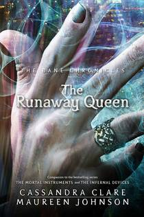 Picture of a book: The Runaway Queen