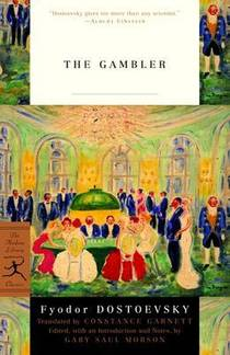 Picture of a book: The Gambler