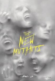 Picture of a movie: The New Mutants