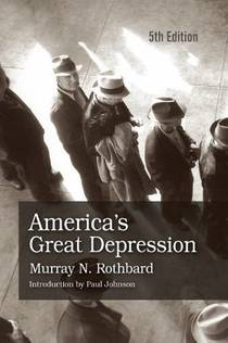 Picture of a book: America's Great Depression