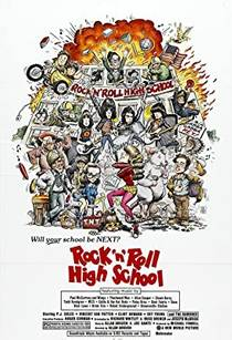 Picture of a movie: Rock 'n' Roll High School
