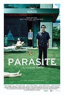Picture of a movie: Parasite