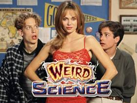 Picture of a TV show: Weird Science