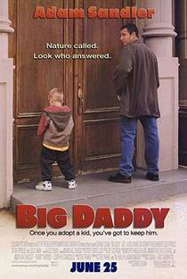 Picture of a movie: Big Daddy