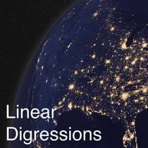 Picture of a podcast: Linear Digressions