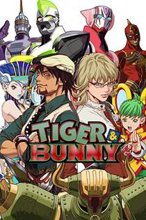 Picture of a TV show: Tiger & Bunny