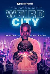 Picture of a TV show: Weird City