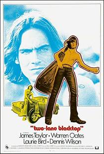 Picture of a movie: Two-Lane Blacktop