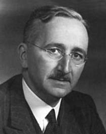 Picture of an author: Friedrich A. Hayek