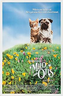 Picture of a movie: The Adventures Of Milo And Otis