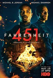 Picture of a movie: Fahrenheit 451