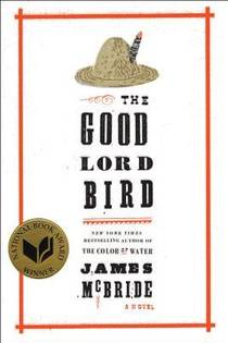 Picture of a book: The Good Lord Bird