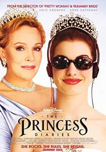 Picture of a movie: The Princess Diaries