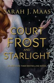 Picture of a book: A Court Of Frost And Starlight