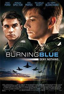 Picture of a movie: Burning Blue