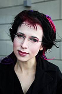 Picture of an author: Sofi Oksanen