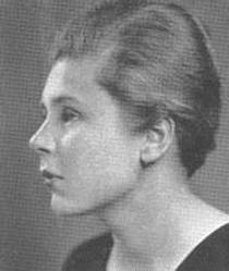 Picture of an author: Elizabeth Bishop