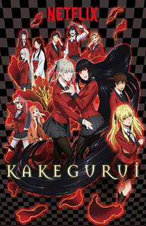 Picture of a TV show: Kakegurui