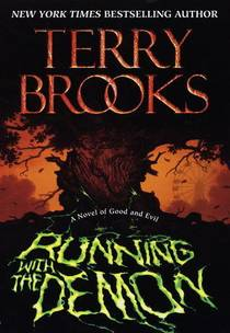 Picture of a book: Running With The Demon
