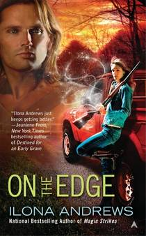 Picture of a book: Steel's Edge