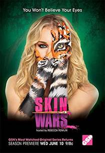 Picture of a TV show: Skin Wars