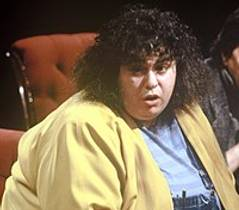 Picture of an author: Andrea Dworkin