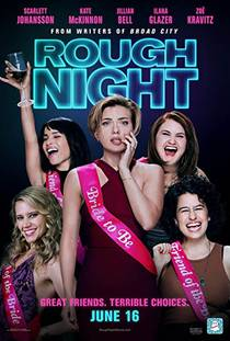Picture of a movie: Rough Night