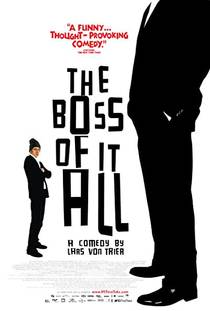 Picture of a movie: The Boss Of It All