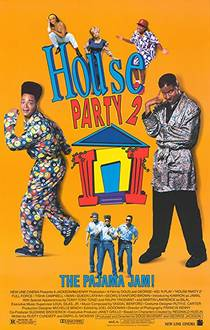 Picture of a movie: House Party 2
