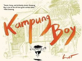 Picture of a book: Kampung Boy