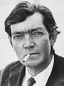 Picture of an author: Julio Cortázar