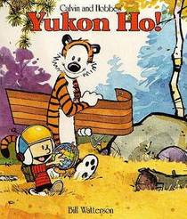 Picture of a book: Yukon Ho!