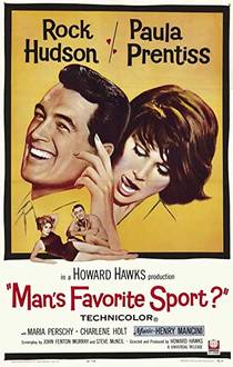 Picture of a movie: Man's Favorite Sport?