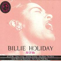 Picture of a band or musician: Billie Holiday