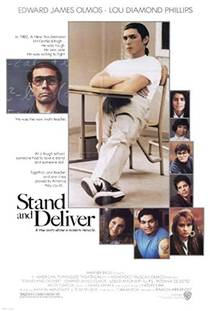 Picture of a movie: Stand And Deliver