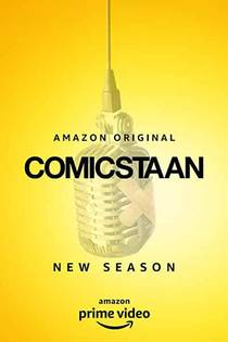 Picture of a TV show: Comicstaan